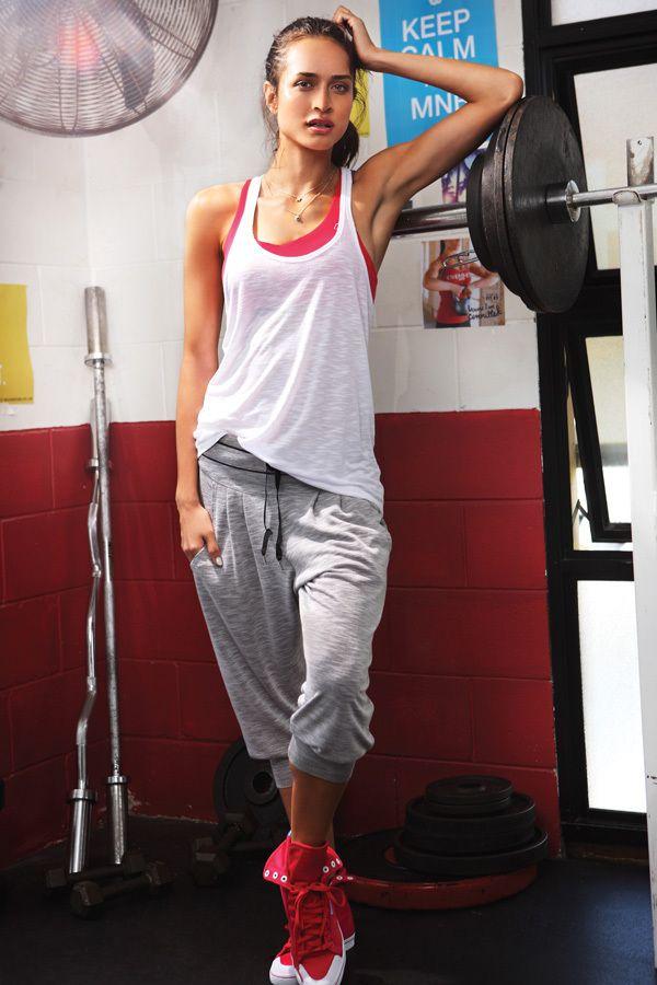 Slouchy Gym Tank | Tanks | Shop | Categories | Lorna Jane Site