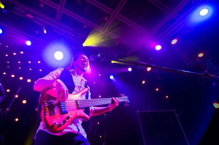 Bass - live