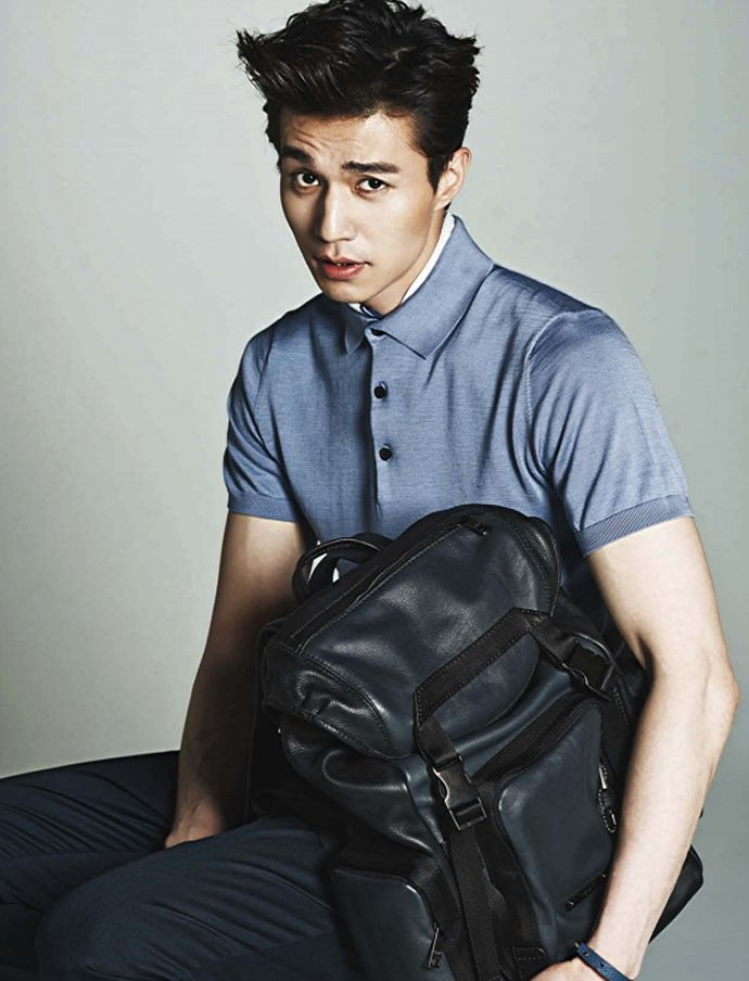 Lee Dong Wook - Esquire Magazine June Issue '14