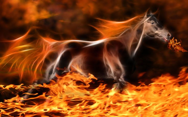 This is because the Fire Horse's influence can change from beneficial to malign, and during these years all Horse families will become subject to illness, accidents and bad luck in general.
