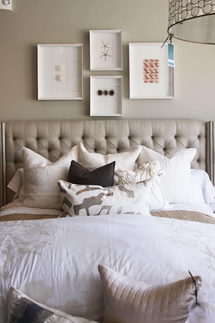 198 best wall behind the bed images on pinterest. Black Bedroom Furniture Sets. Home Design Ideas
