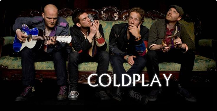 Coldplay!!!