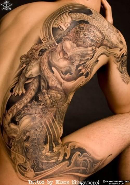.: Tattoo Men, Patterns Tattoo, Art Tattoo, Side Tattoo, Body Art, Crazy Tattoo, Tattoo Design, Tattoo Ink, Design Tattoo
