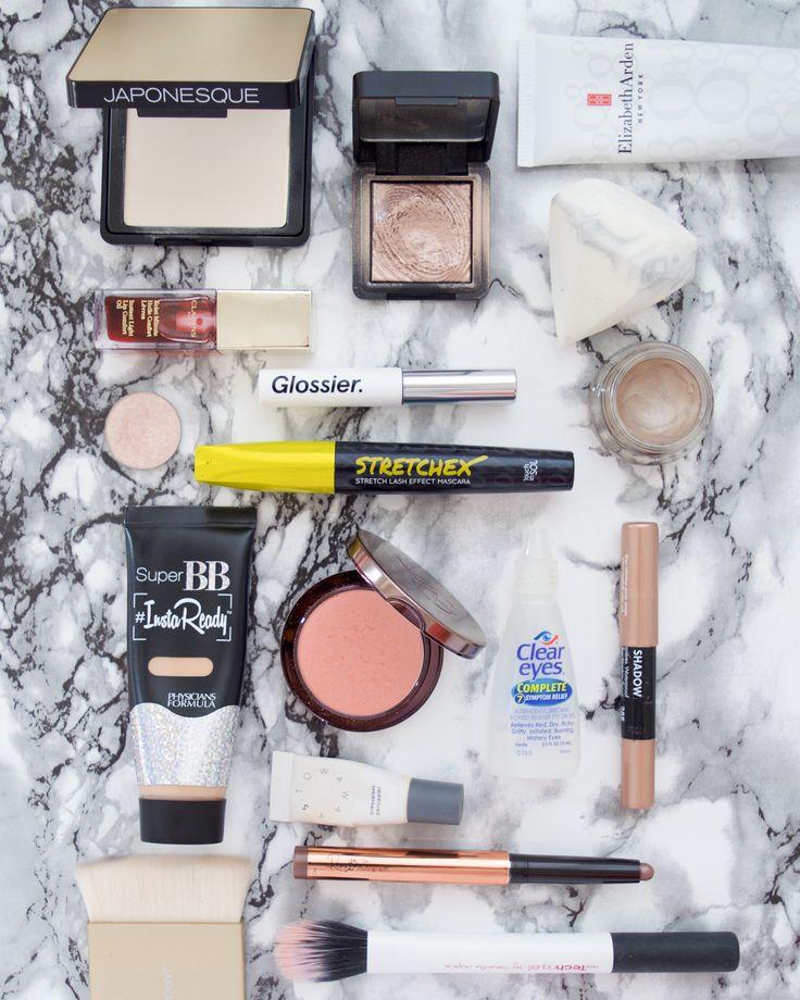 hangover cure with makeup | wakeup makeup