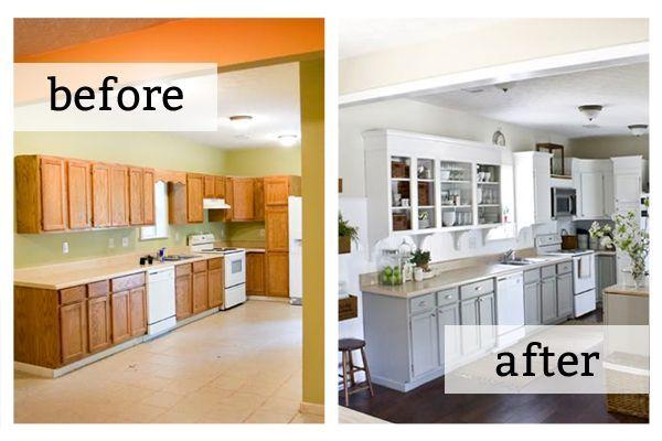 Painting Kitchen Cabinets Uk