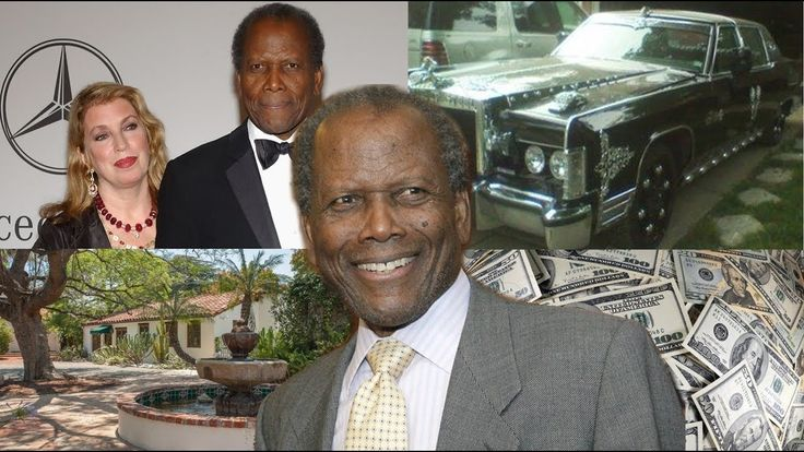 🌟 Sidney Poitier 🌟 Biography ● Net worth ● House ● Family ● Cars ● Top 1...