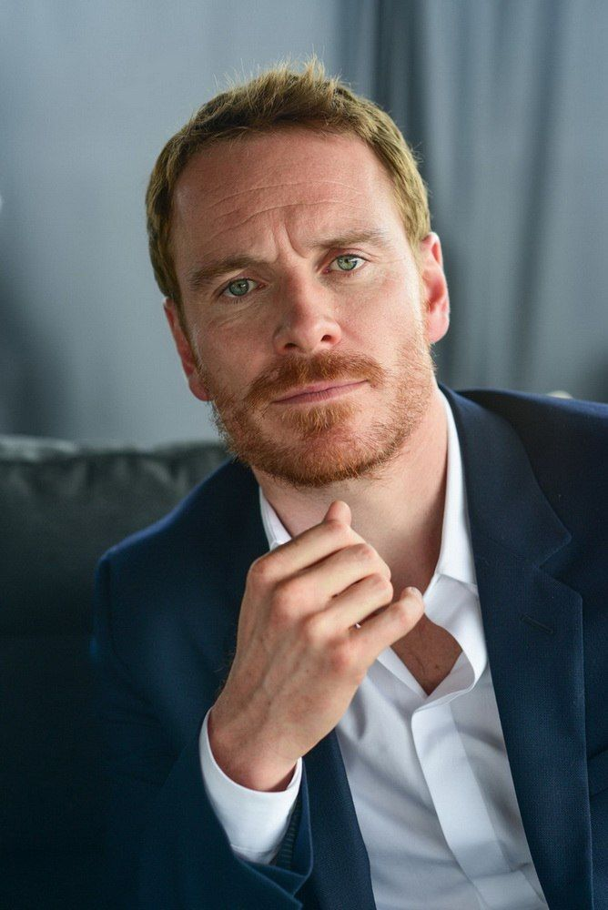 Michael fassbender, - Portrait session for Macbeth - Cannes 2015