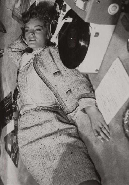 """"""" Romy Schneider, 1961 """""""