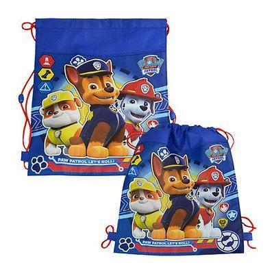 Lote 12 Paw Patrol Kids Sling Bag Bolso Mochila Cumpleaños Cotillón in Casa y jardín, Tarjetas y suministros para fiestas, Suministros para fiestas | eBay