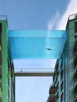 Glorious Sky Pool Or Terrifying Human Aquarium? You Decide  #refinery29