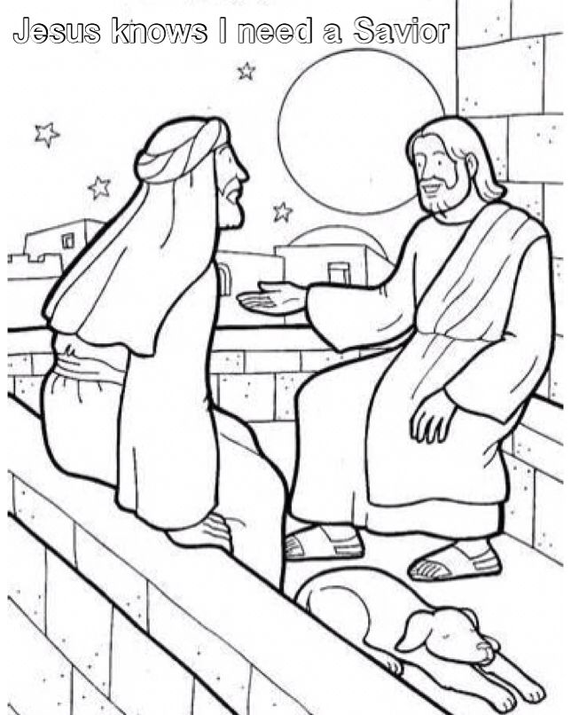 39 best Day 3 VBS- Jesus saw Nicodemus images on Pinterest
