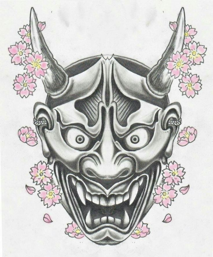 1000 images about japanese tattoo on pinterest japanese for Kabuki mask template