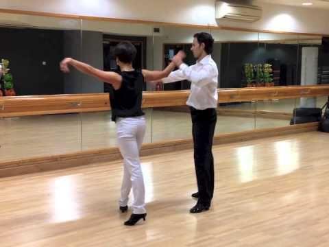Rumba Intermediate Inspiration 2 Dance London - YouTube