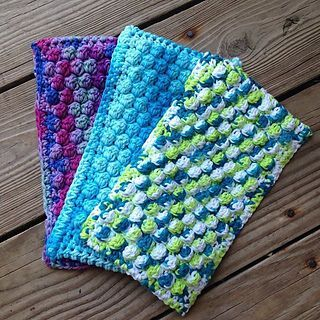 Crochet Me Lovely — The Swifter Swiffer Cover pattern by Knots of...