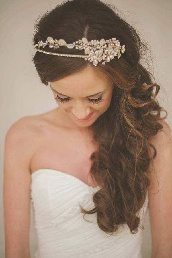 127 Best Hair Comes The Bride Images On Pinterest Confetti Brides And Long Bridal Hairstyles