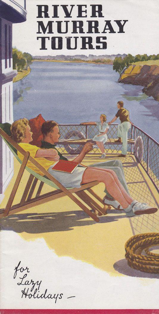 1941 River MurrayTours