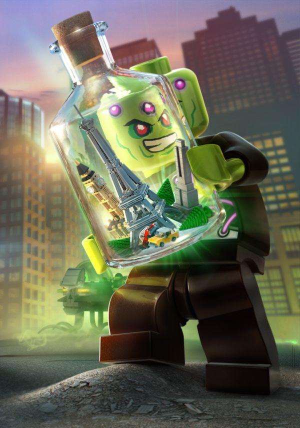LEGO Batman 3 Digital Art, Drawing, Illustration