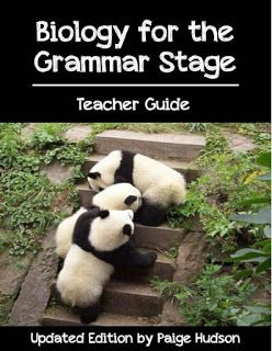 A review of Elemental Science: Biology for the Grammar Stage by 'Reading, Writing, and WTF am I Doing?'