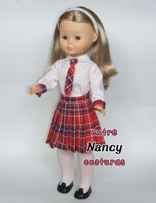 Colegiala para Nancy