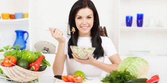 makanan yang buat Anda tetap langsing