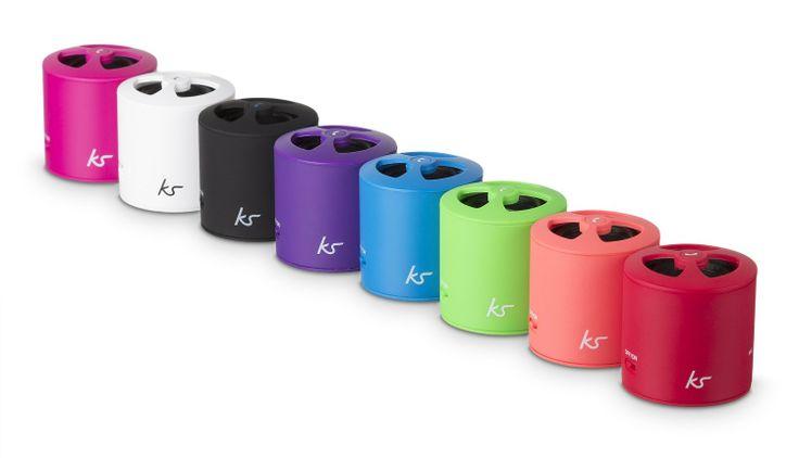 KitSound PocketBoom: ασύρματο bluetooth φορητό ηχείο.
