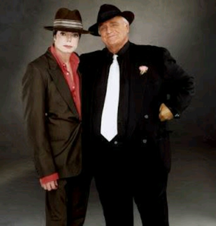 Michael & Marlo Brando