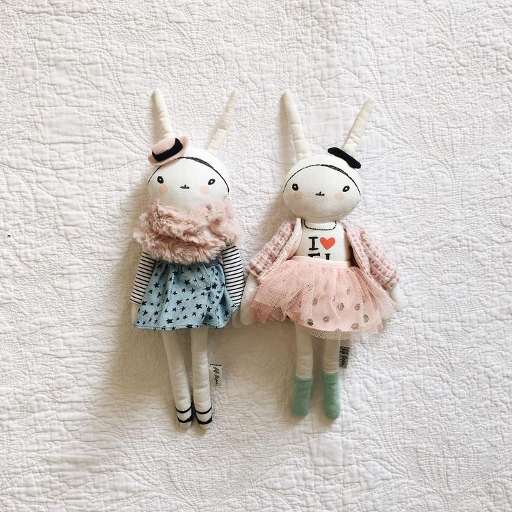 Good morning! Both my darling dolls together! ...The one on the left is available now @mamasandpapas #fridayfeeling #fifilapin #fifilapindoll