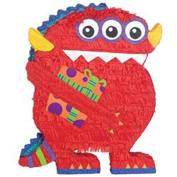 Monster Pinatas | $11.99 | http://www.discountpartysupplies.com/party-items/pinatas/monster-pinatas.html
