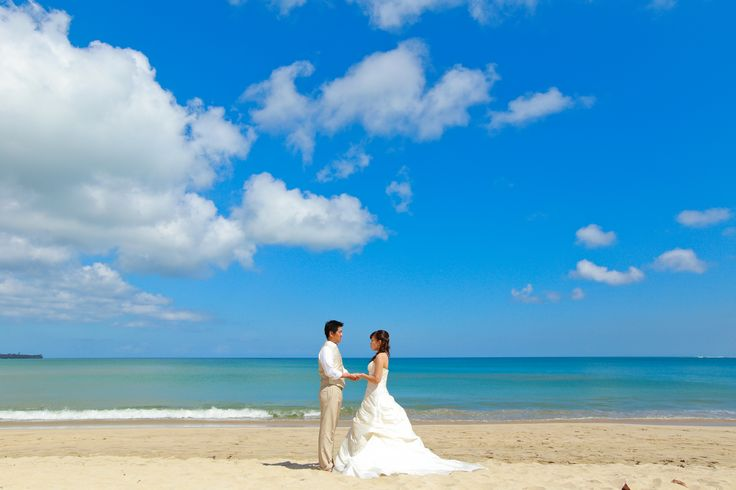 青空ビーチフォトツアー #wedding #bali