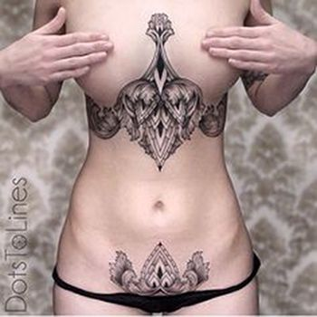 Vulva tattoo pictures