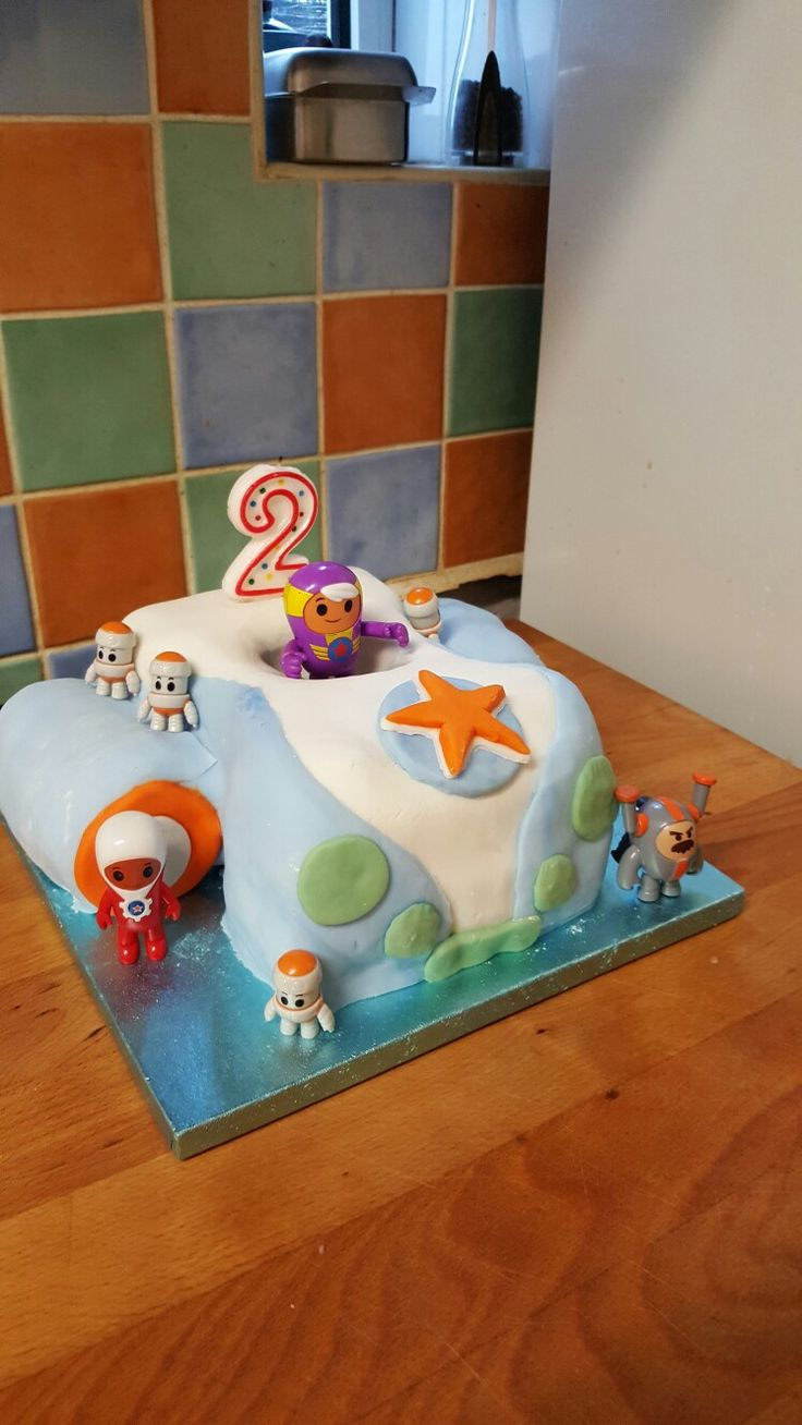 Go Jetters for son's Birthday