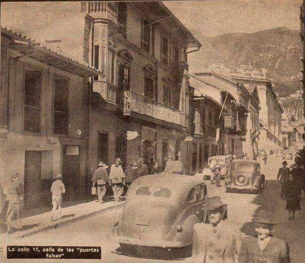 Bogotá 1940