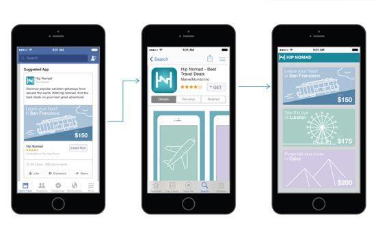 El Buscador Google Indexará el Contenido de las Apps de iOS