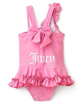 cutie patootie baby juicy swimsuit