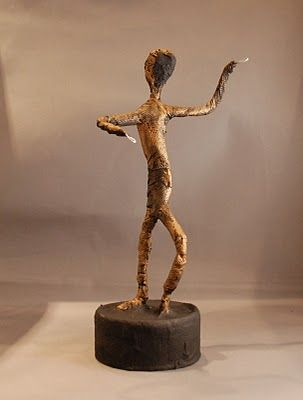 cheap and great idea for a giacometti project (no, i did not check how to spell his name; yes, it is probably spelled wrong)