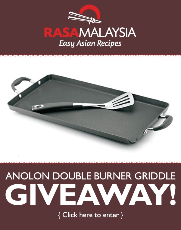 I'm giving away a Double Burner Griddle from Anolon!: Double Burner, Anolon Advanced, Advanced Griddle, Cookware, Griddle Giveaways, Free Giveaways, Burner Griddle, Anolon Double, Coff Maker