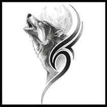Wolf Tattoo Meaning | Pin Wolf Tattoos Tattoo Meaning And Ideas Designs on Pinterest