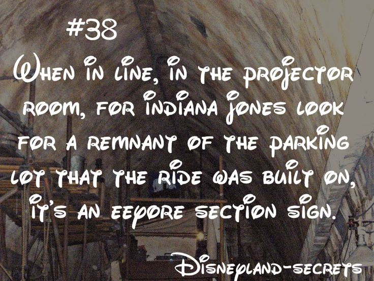 Disneyland Secret #38