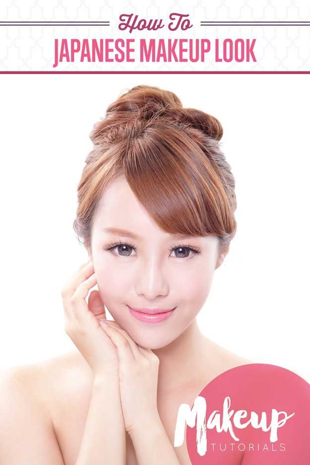 Video Tutorial: Japanese Makeup Look | How To Apply A Natural And Cute Everyday Makeup Look by Makeup Tutorials at http://makeuptutorials.com/japanese-makeup-look/