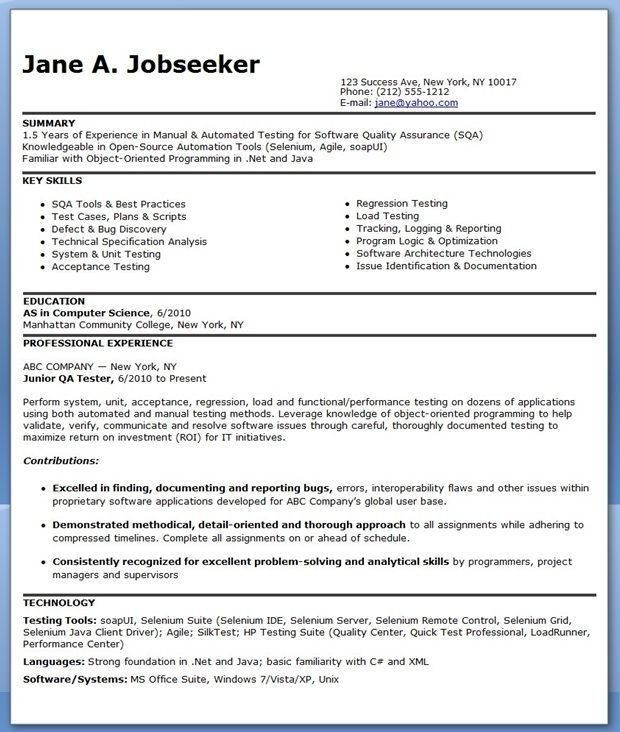 80 Awesome Photography Of Qa Retail Resume Examples Check More At Https Www Ourpetscrawley Com 80 Awesome Photography Of Qa Retail Resume Examples