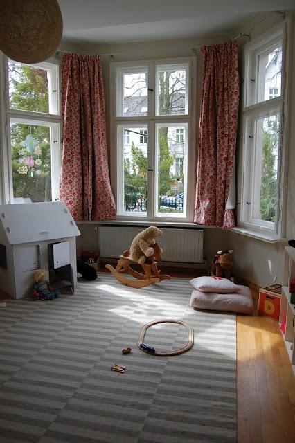 Kids bedroom: A nursery in Germany | Next Door to Magic