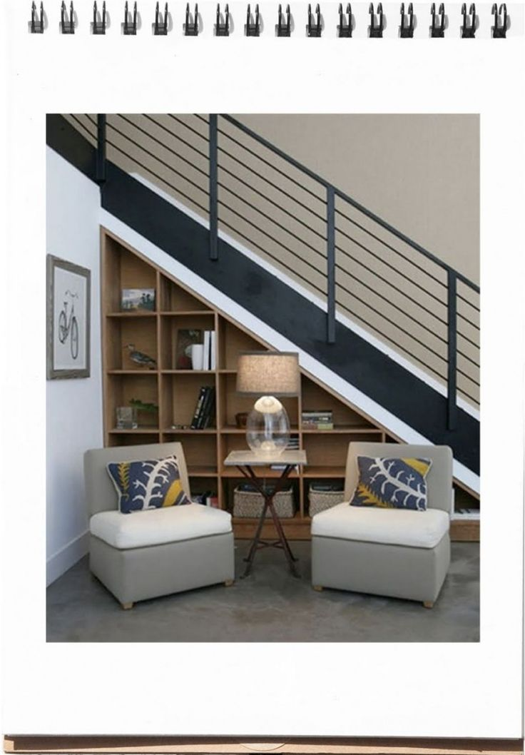 1000 Images About Stair Storage Ideas On Pinterest
