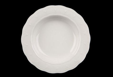 Talerz głęboki 22,5cm Gloria FBC - Gloria FBC - Porcelana - Witeks