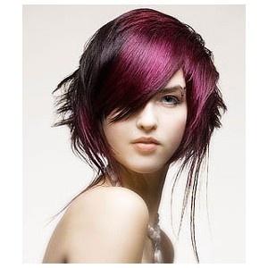 Pretty #purple #hair