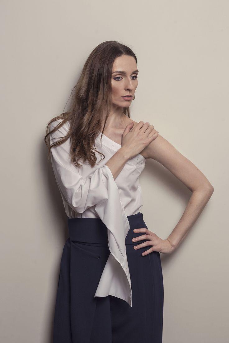 Dyplomowa kolekcja absolwentki MSKPU, Natalii Golec (2017)