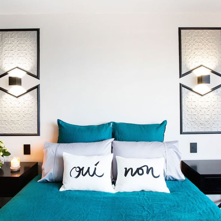 The Block Octagon: Guest bedroom   ensuite reveal