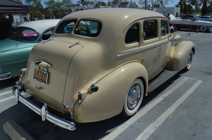 1937 Buick Century Sedan V by Brooklyn47.deviantart.com on @DeviantArt