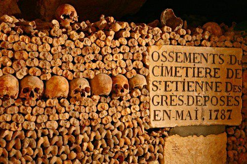 Touring the Paris Catacombs, the haunting resting place of more than 6 million French citizens