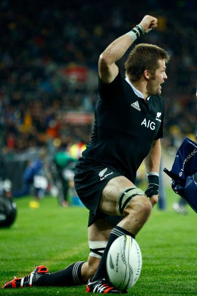 Richie Mccaw Photos - New Zealand v South Africa - The Rugby Championship - Zimbio