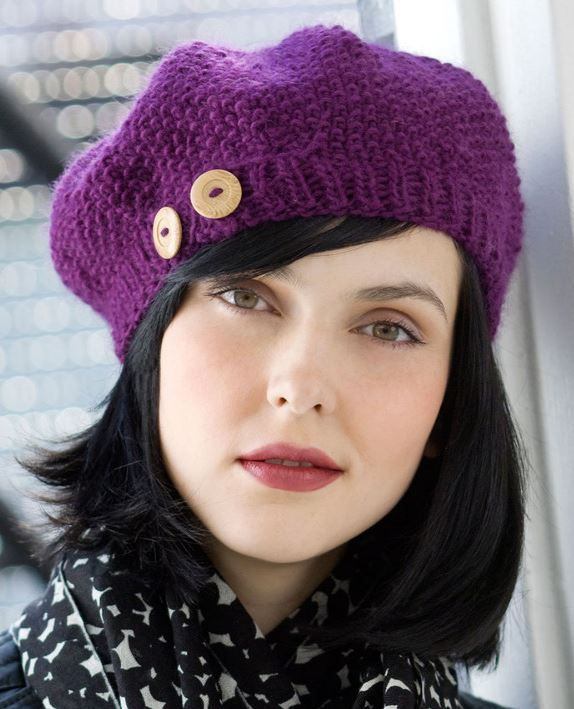 0e1a88a8caa Beret Knitting Patterns